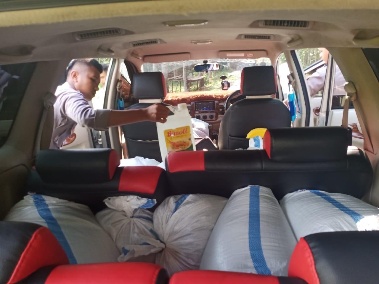 Distribusi 320 Miras Berhasil Digagalkan, Kapolres Sumba Barat Apresiasi Kinerja Tim