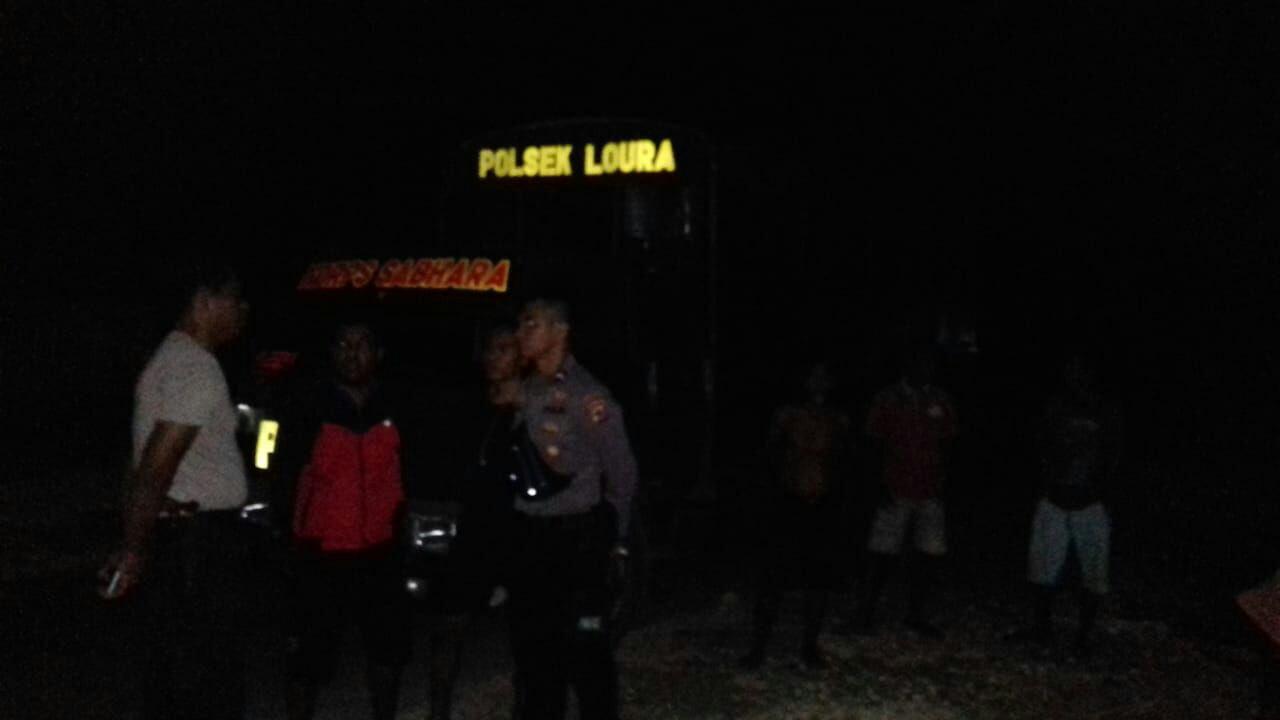 Saling Memaafkan dan Damai Jelang Hari Raya Natal menjadi Imbauan Dalam Giat Patroli Malam