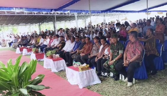 'Tanamlah Pohon Kelor', Satu Pesan Gubernur Viktor pada saat Raker di Kabupaten Sumba Tengah
